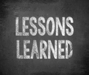 webinar lessons learned